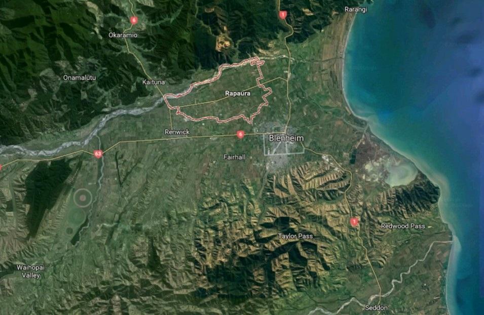 rapaura-region